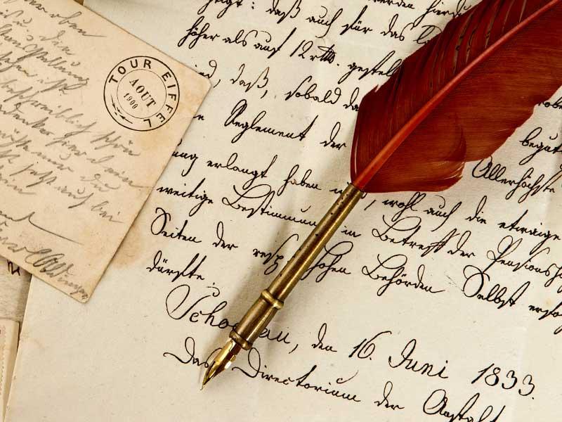 편지_writing-paper-letters-antique-quill_credit-Shutterstock.jpg