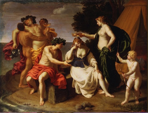디오니소스_아리아드네의 탄식_Bacchus and Ariadne by Turchi Alessandro.jpg