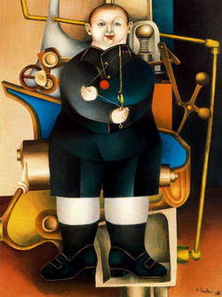Richard_Lindner_-_Boy_with_Machine_(1954).png